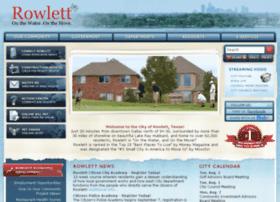rowlett-tx.info
