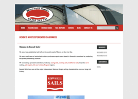 rowsellsails.co.uk