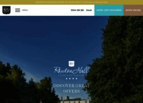 rowtonhallhotel.co.uk