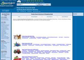 roxbydowns.communityguide.com.au