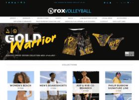 roxvolleyball.com