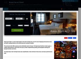 royal-ascot-dubai.hotel-rez.com