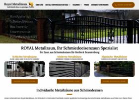 royal-metallzaun.de