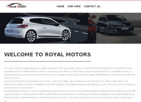 royal-motors.co.uk