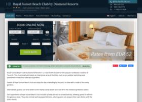 royal-sunset-beach-club.h-rez.com