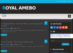 royalamebo.com