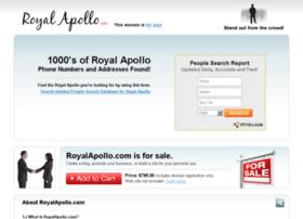 royalapollo.com