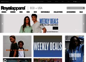 royalapparel.net