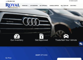 royalautomotives.com