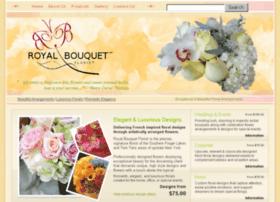 royalbouquetflorist.com