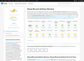 royalbruneiairlines.knoji.com