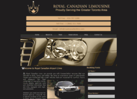 royalcanadianlimo.com