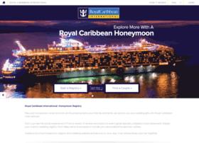 royalcaribbean.honeymoonwishes.com