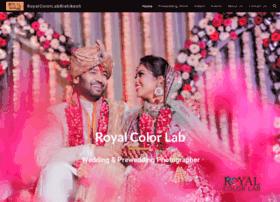 royalcolorlab.com