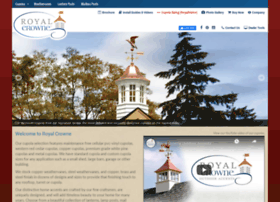 royalcrowneoutdooraccents.com
