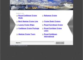royalcruisematrix.com