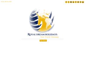 royaldreamholidays.com