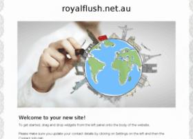 royalflush.net.au