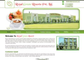 royalgreenresorts.com