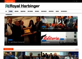 royalharbinger.com