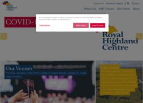royalhighlandcentre.co.uk