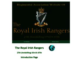 royalirishrangers.co.uk