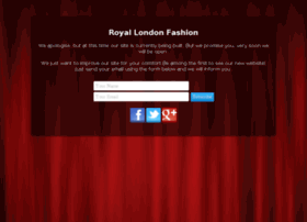 royallondonfashion.co.uk