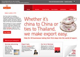 royalmailexport.com
