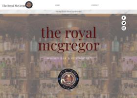 royalmcgregor.co.uk