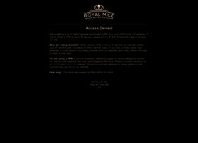 royalmilewhiskies.com