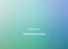 royalmotors.co.za