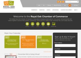 royaloakchamber.com