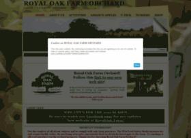royaloakfarmorchard.com