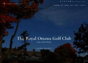 royalottawagolfclub.com