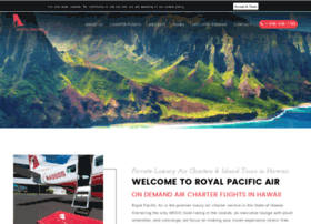 royalpacificair.com