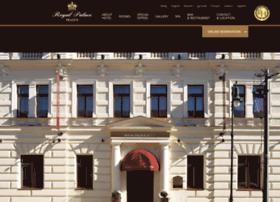 royalpalacehotel.cz