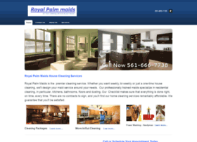 royalpalmmaids.net