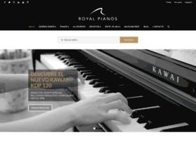 royalpianos.com
