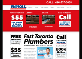 royalplumbers.ca