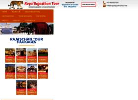 royalrajasthantour.net