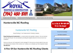royalroofingnc.com