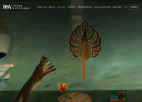 royalscottishacademy.org