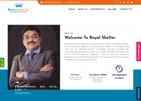 royalshelter.co.in