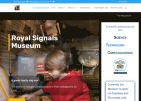 royalsignalsmuseum.co.uk