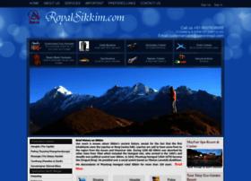 royalsikkim.com
