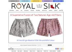 royalsilkusa.com