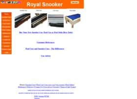 royalsnooker.com