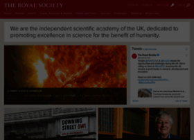 royalsociety.org