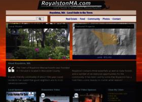 royalstonma.com