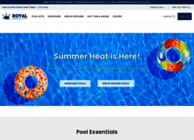 royalswimmingpools.com